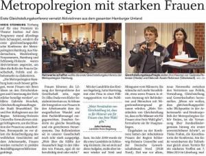 2013-11-07 NR - Metropolregion mit starken Frauen php